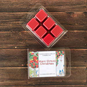 MAIN STREET CHRISTMAS Soy Wax Melt
