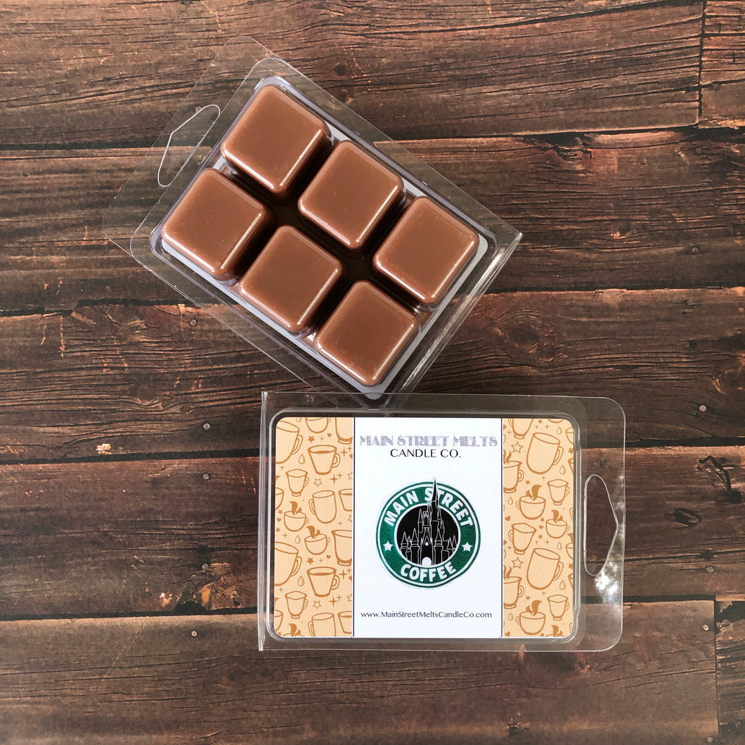 MAIN STREET COFFEE Soy Wax Melt