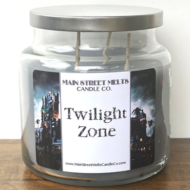 TWILIGHT ZONE Disney Candle 18oz