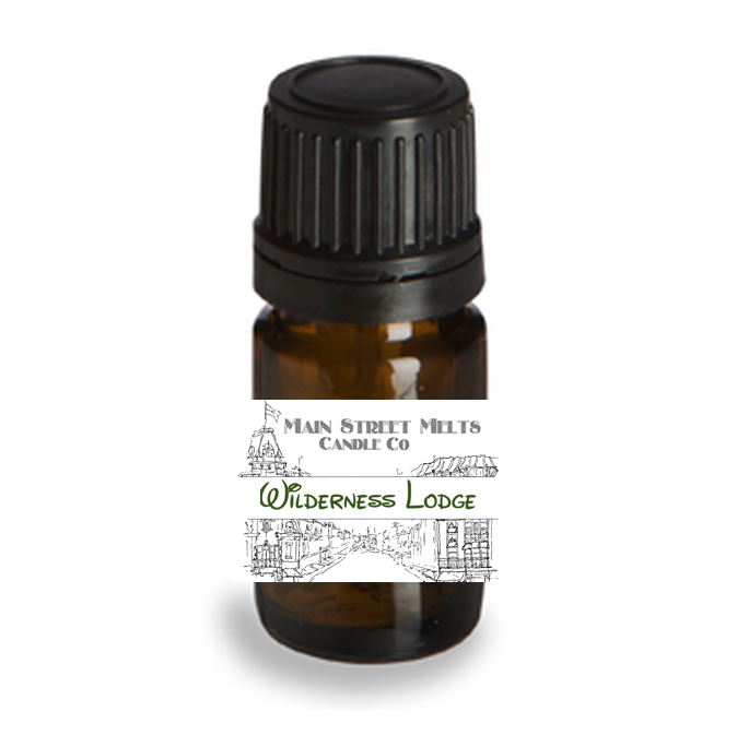 WILDERNESS LODGE Fragrance Oil 5mL Disney Inspired