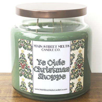 YE OLDE CHRISTMAS SHOPPE Disney Candle 18oz