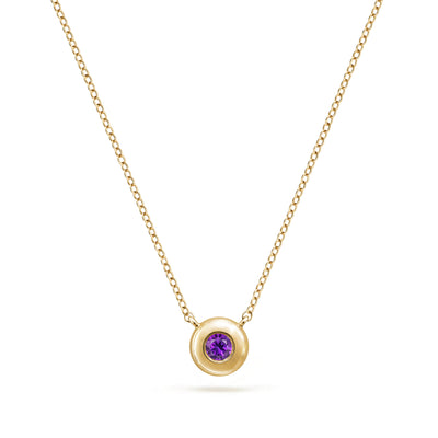 Limited Edition Amethyst Necklace