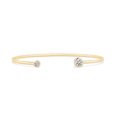 Double Diamond Bracelet