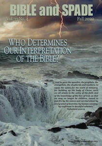 BIBLE and SPADE Magazine