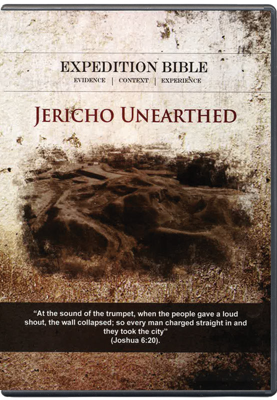 Jericho Unearthed DVD