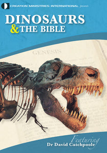 Dinosaurs and the Bible: DVD