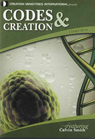 Codes and Creation DVD