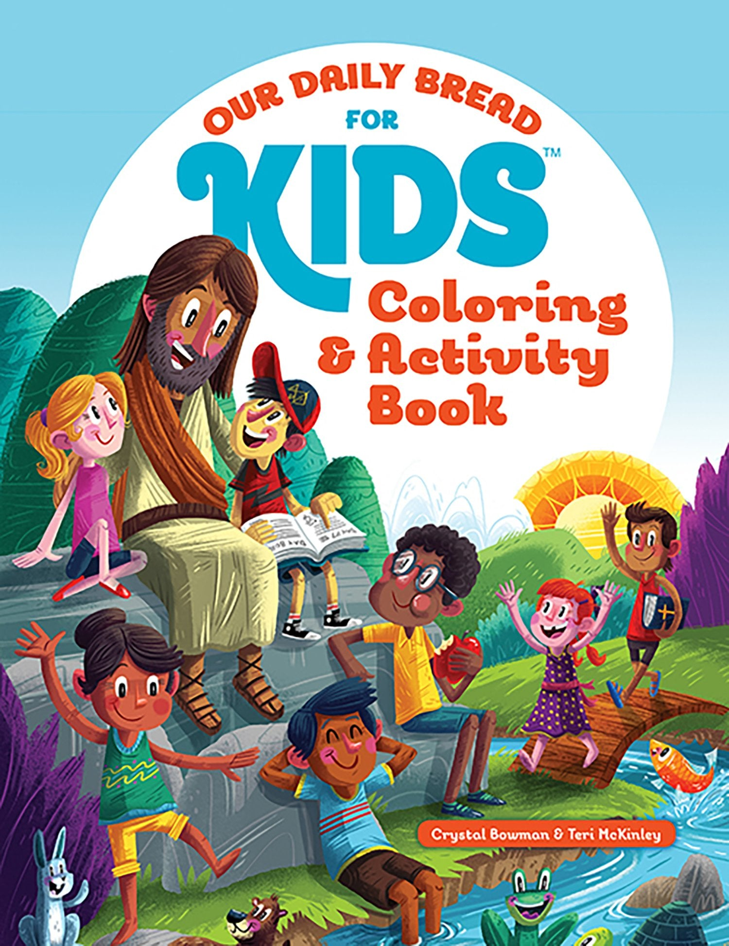 Our Daily Bread for Kids Coloring & Activity Book