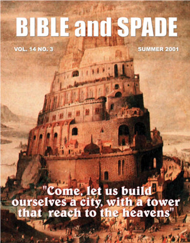 Four issues of BIBLE and SPADE produced in 2001