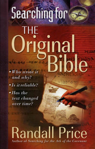 Searching for the Original Bible: DVD