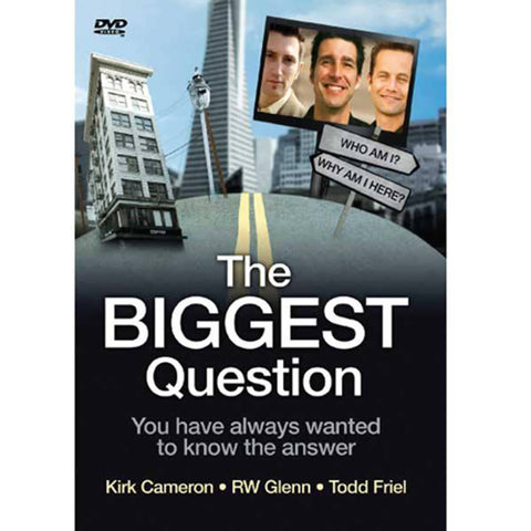 Biggest Question Evangelism DVD : 50% OFF!