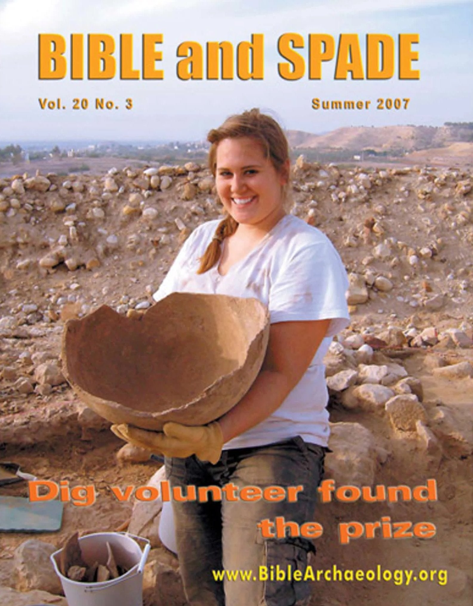 Four issues of BIBLE and SPADE produced in 2007