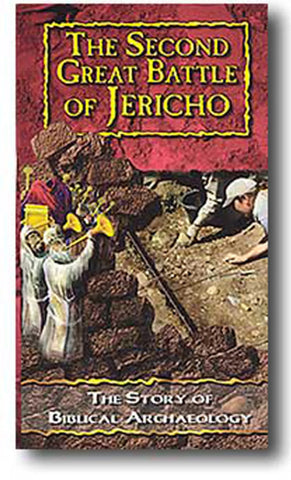 Second Great Battle of Jericho DVD