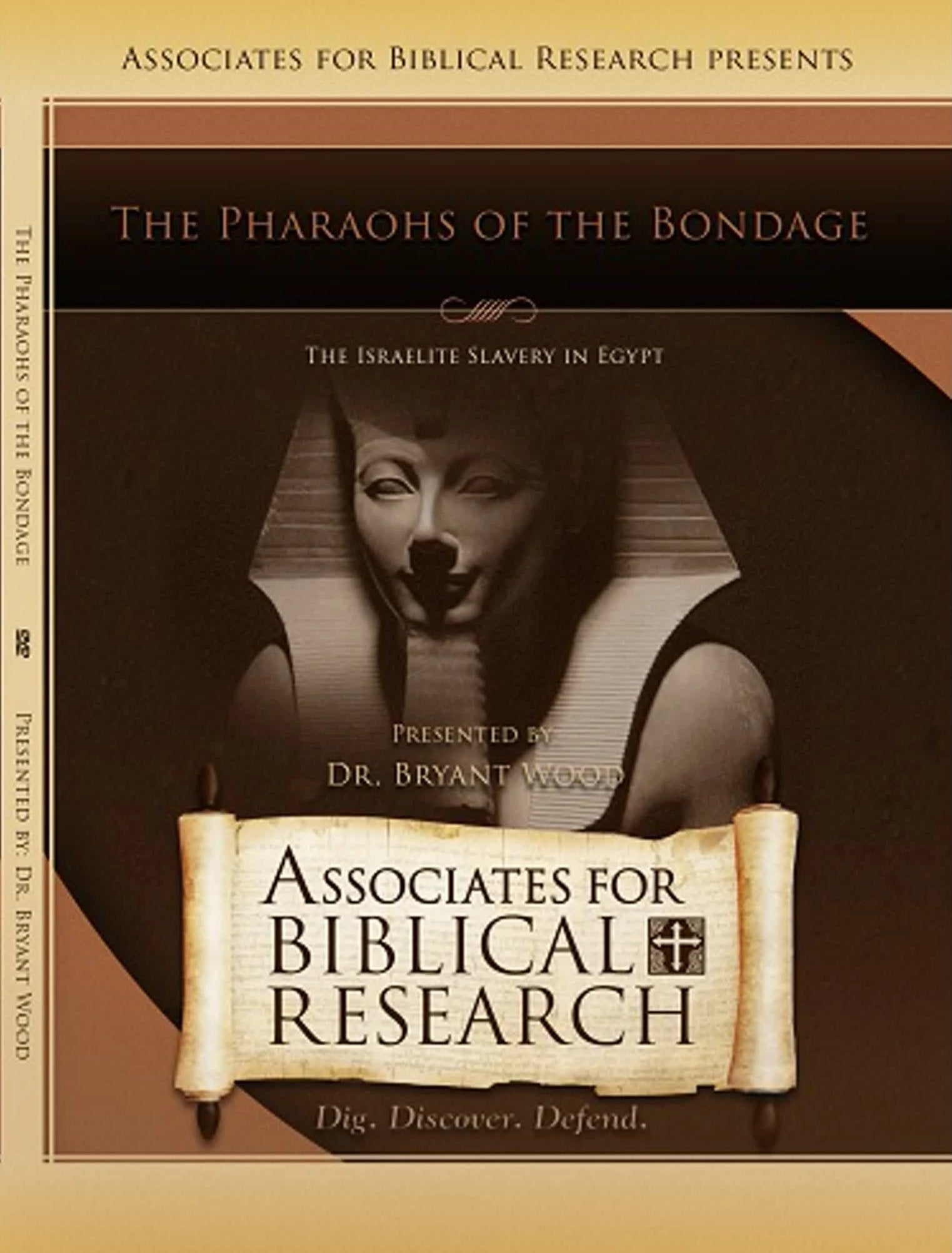 The Pharaohs of the Bondage: The Israelite Slavery in Egypt DVD