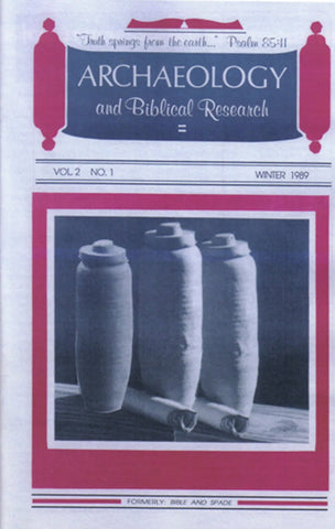 Four issues of BIBLE and SPADE produced in 1989