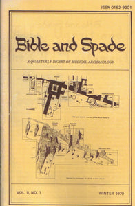 Issues of BIBLE and SPADE produced in 1979