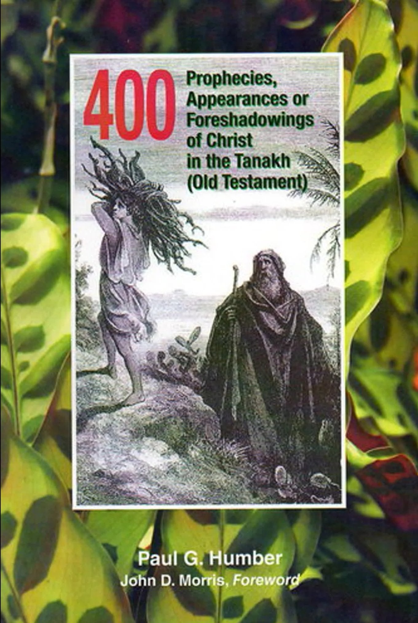 400 Prophecies, Appearances, or Foreshadowings of Christ in the Old Testament