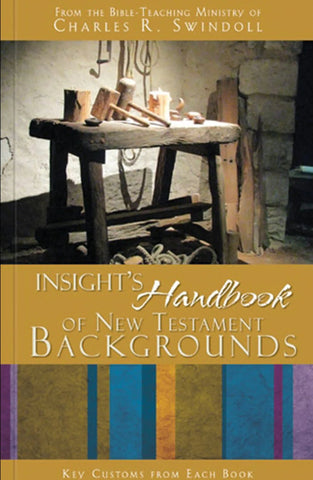 Insight's Handbook of NT Backgrounds: ON SALE