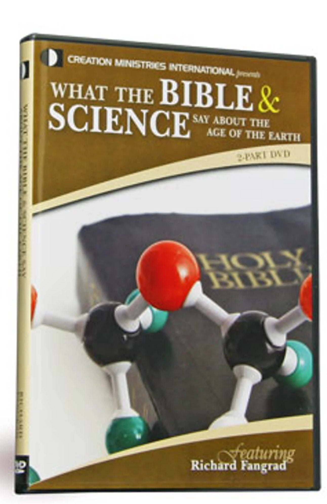 What the Bible and Science Say About the Age of the Earth: DVD