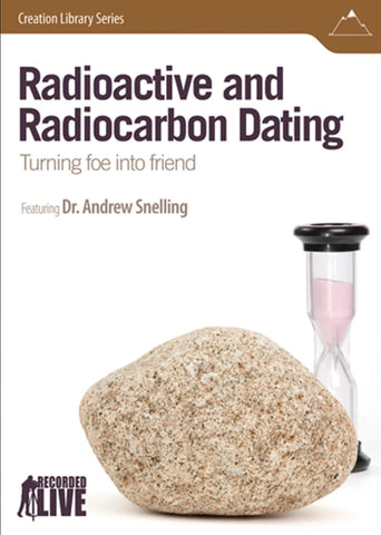 Radioactive and Radio Carbon Dating DVD