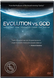 Evolution Vs. God DVD