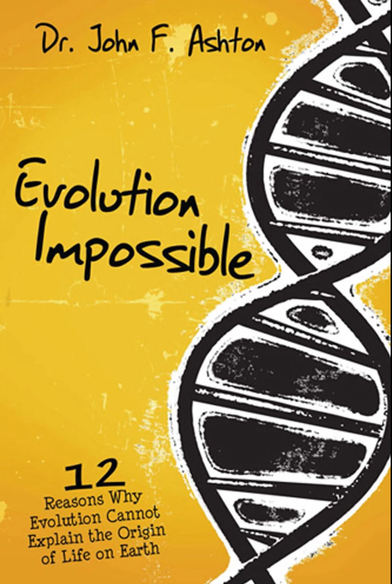 Evolution: Impossible