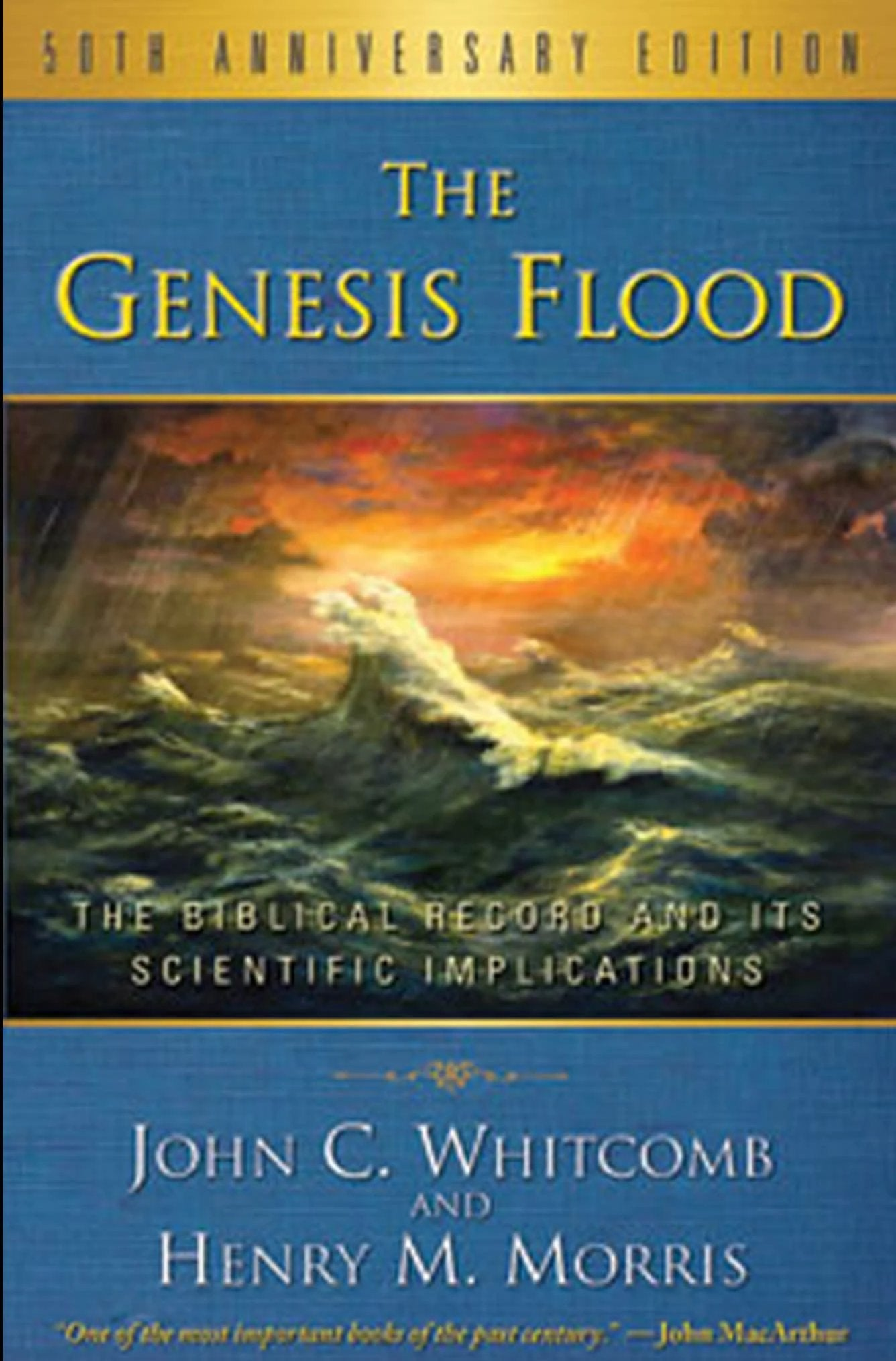 Genesis Flood : 50th Anniversary Edition