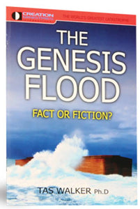 Genesis Flood: Fact or Fiction? Pamphlet