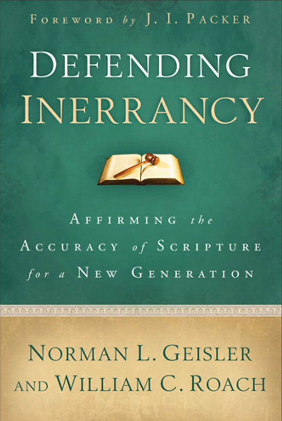 Inerrancy and Biblical Text