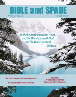 2017 Bible and Spade Back Issues