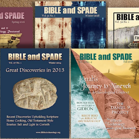 Bible and Spade: Complete Archive (Print)