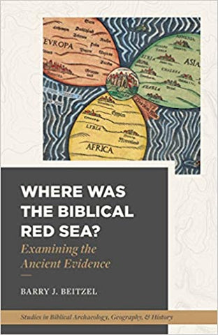 Where Was The Biblical Red Sea?