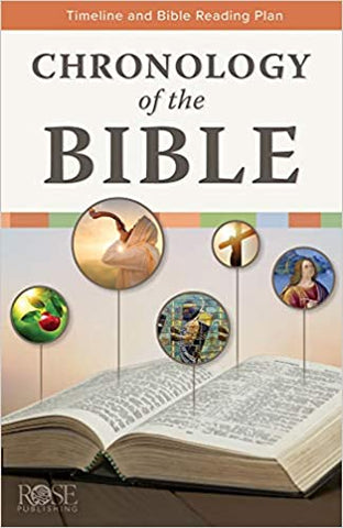 Chronology of the Bible:  Time Line and Bible Reading Plan