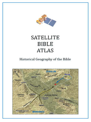 The Satellite Bible Atlas