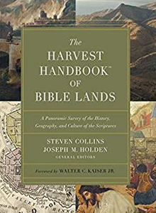 The Harvest Handbook of Bible Lands