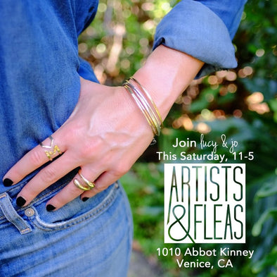 Join us at Artists & Fleas