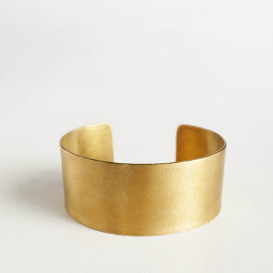 Wonder Woman Cuff - Brass - LAST ONE