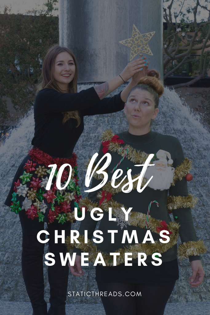 Ugly Christmas Skirt Ideas.10 Best Ugly Christmas Sweaters Static Threads