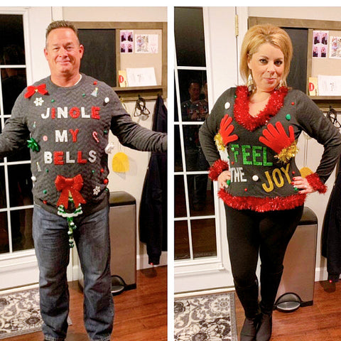Christmas Sweaters for couples