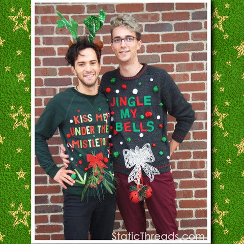 Gay Ugly Christmas Sweaters