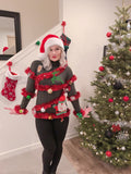Ugly Christmas Sweater - Tree Sweater 3D