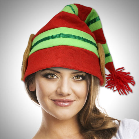 Christmas Hat | Elf Hat with Ears