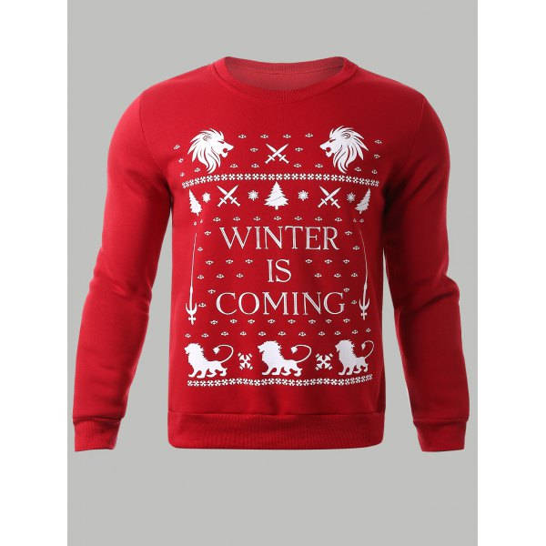 Ugly Christmas Sweater | Winter is coming