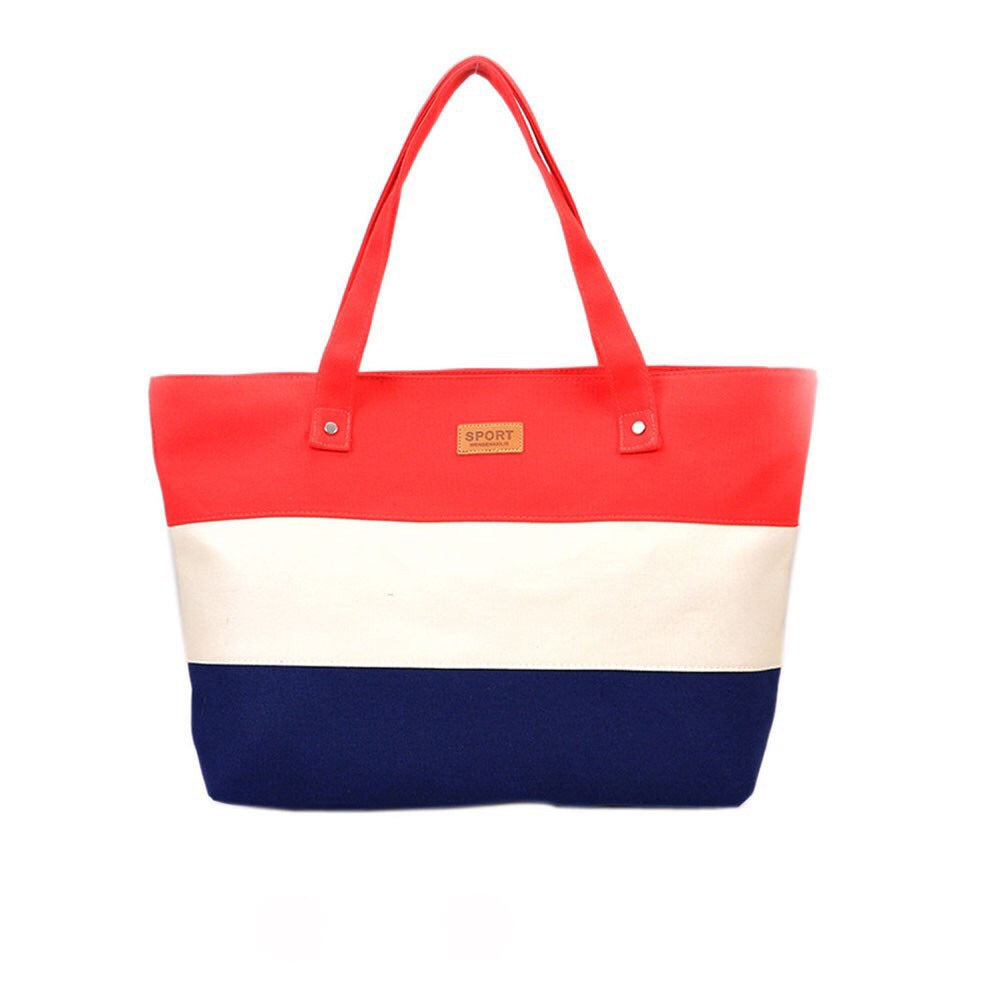 CASUAL TOTE | RED