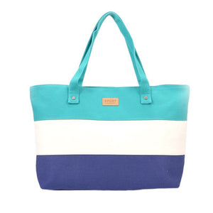 CASUAL TOTE | BLUE