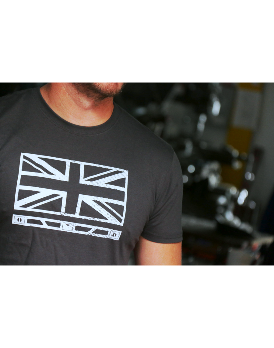 UNION JACK LEVEL 2.0 T-SHIRT