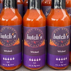 Wicked Hot Sauce