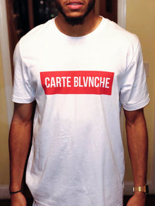 White Infrared Unisex Carte Blvnche T-Shirt