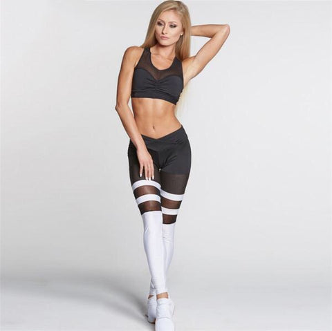 Bicolore Fitness Leggings