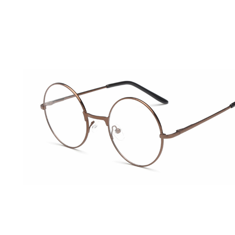 Women Retro Round Glasses